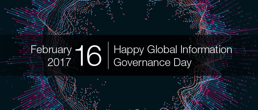 Global Information Governance Day
